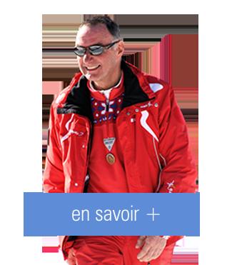 Hervé école de ski du Ventron
