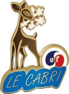Médaille du cabri esf de Ventron