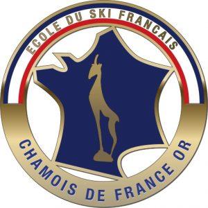 Médaille Chamois d'OR esf de Ventron